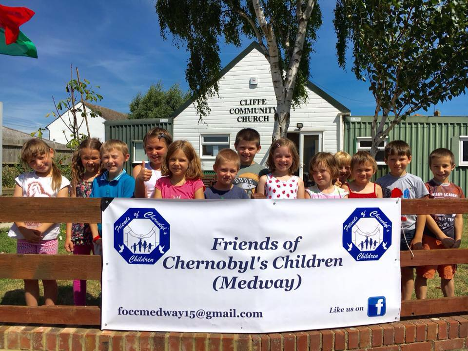 Friends of Chernobyl's Children – Medway