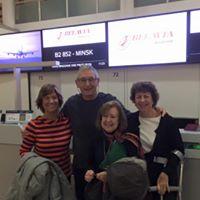 2015 visit to Belaurus