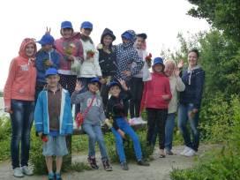 Children's visit, 2015